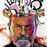 image couverture gilliamesque terry gilliam éditions sonatine