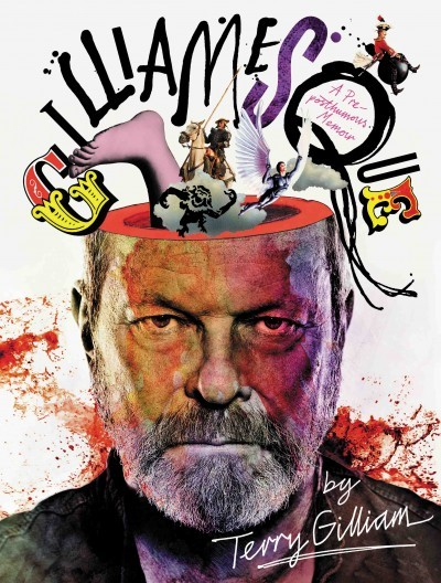 image couverture gilliamesque terry gilliam éditions sonatine