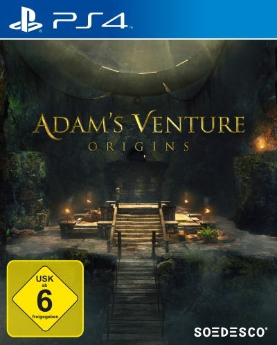 [News – Jeu vidéo] Adam's Venture Origins : premier trailer