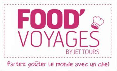 image une jet tours food voyage