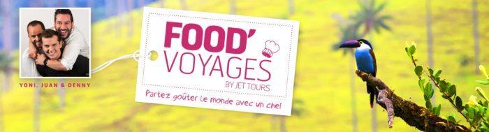 image jet tours food voyage