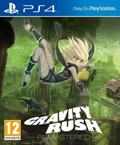 [Test – Playstation 4] Gravity Rush Remastered