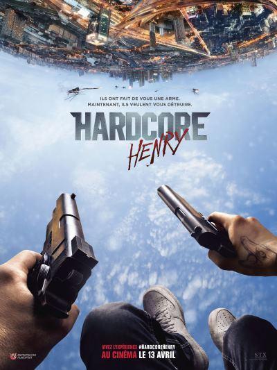 image affiche hardcore henry