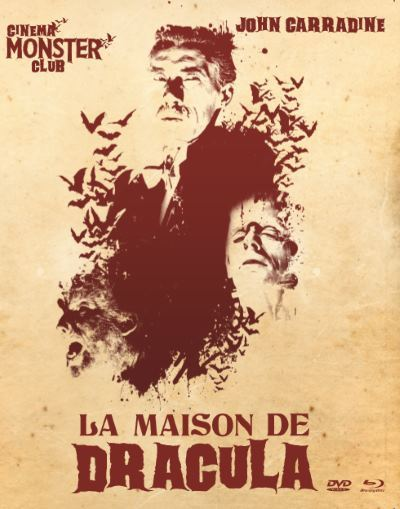 [Test Blu-Ray] La Maison de Dracula – Erle C. Kenton
