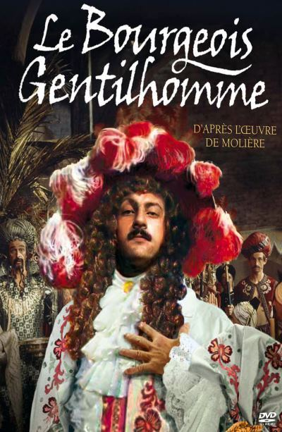 [Test DVD] Le Bourgeois Gentilhomme – Pierre Badel