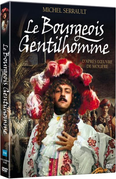 image le bourgeois gentilhomme