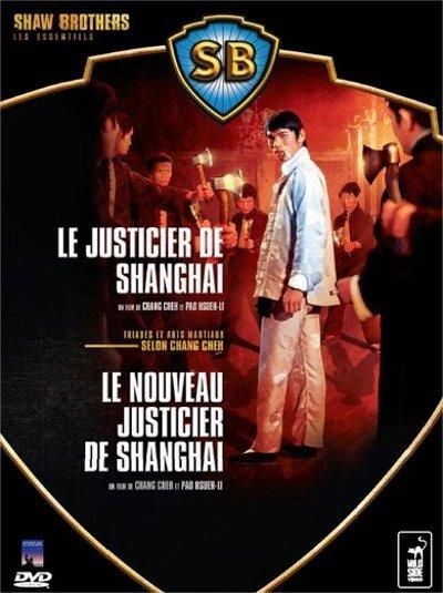 [Ciné-Club] Le Justicier de Shanghai – Chang Cheh et Pao Hsueh-Li