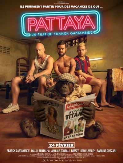 image affiche pattaya