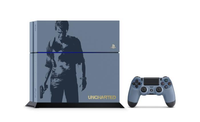 image banniere playstation 4 pack uncharted 4