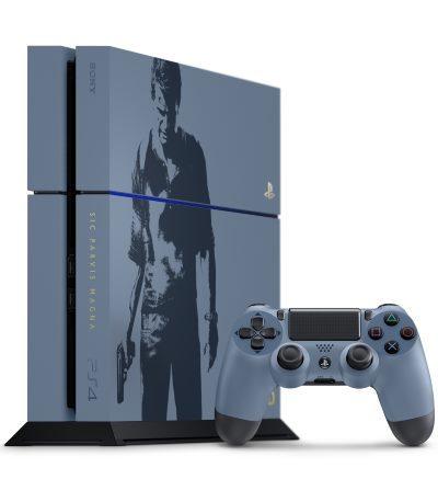 [News – Jeu vidéo] Annonce du pack PS4 1To Uncharted 4 Édition Limitée