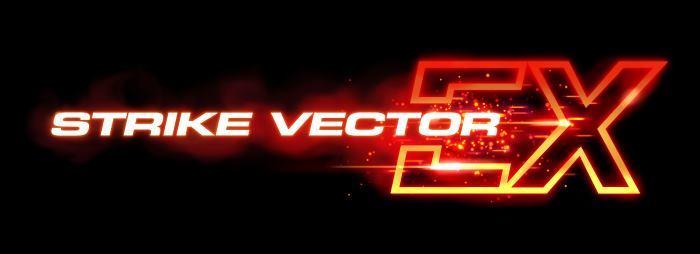 image logo strike vector ex