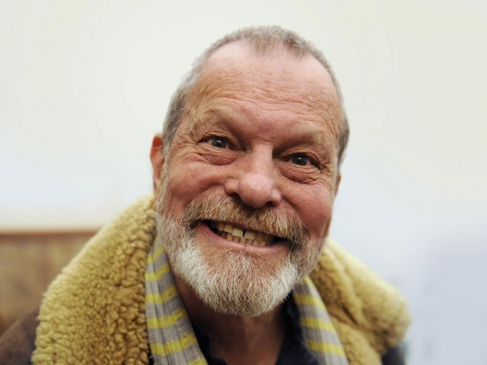 image terry gilliam sourire