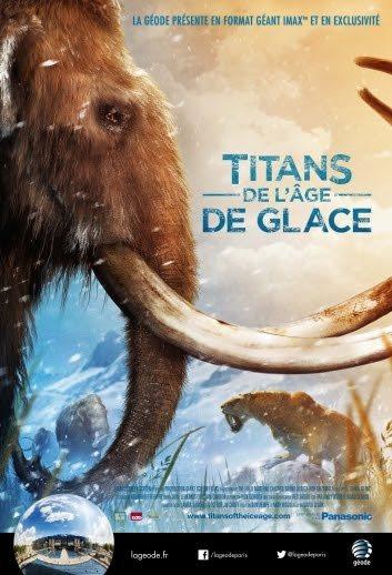 image affiche titans de l'age de glace