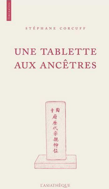 image couverture une tablette aux ancêtres