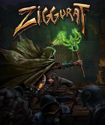 image artwork ziggurat