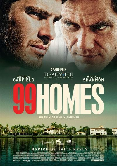 image affiche 99 homes