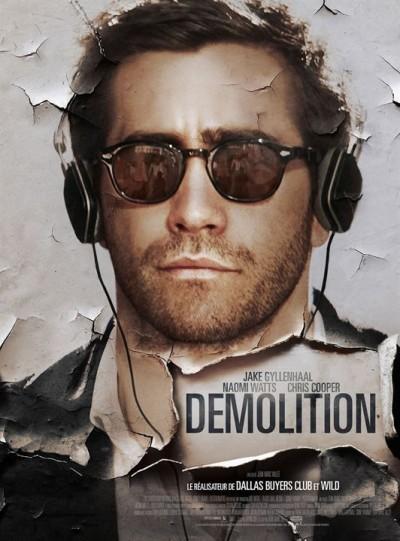 image affiche demolition jean-marc vallée jake gyllenhaal