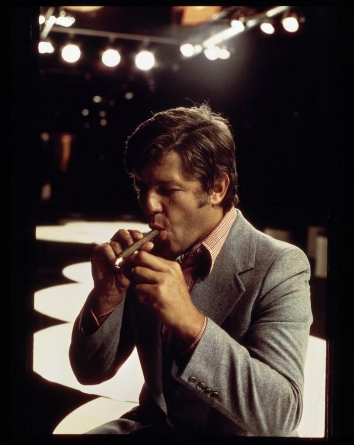 image portrait jean bousquet cacharel helmut newton 1971