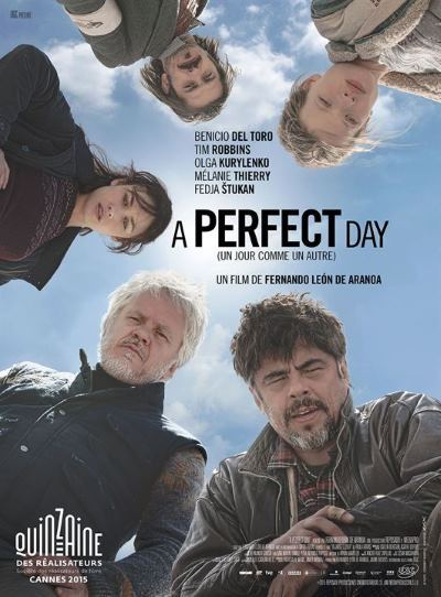 image affiche a perfect day
