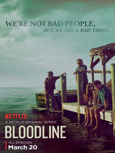 [News – Séries] Bloodline : la saison 1 en DVD et Blu-Ray le 23 Mars