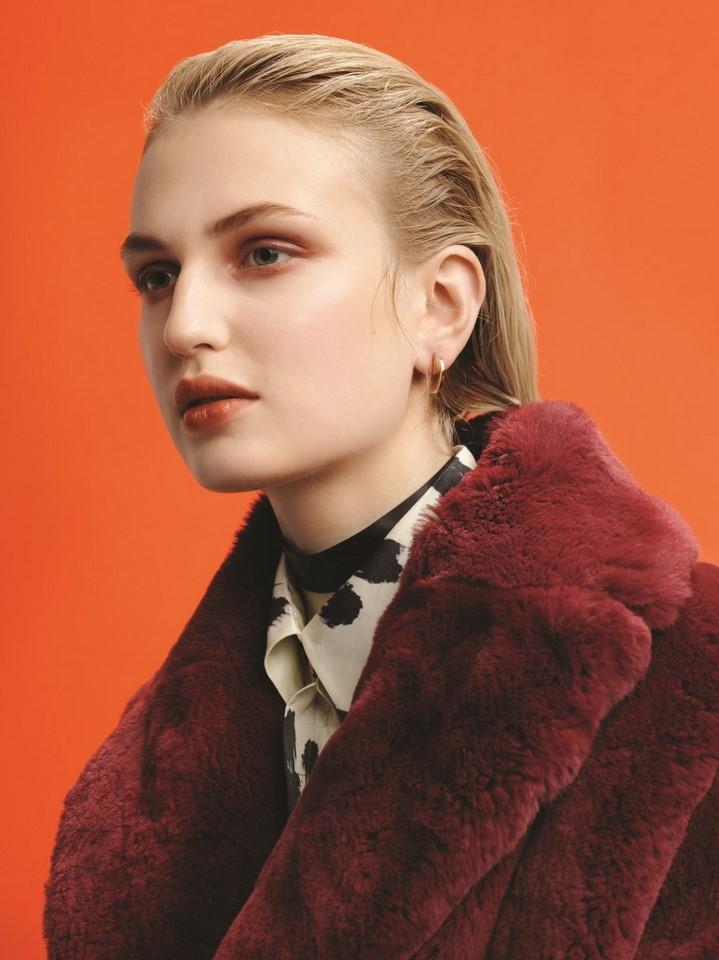 image cacharel collection automne hiver 2016/2017 modèle 1