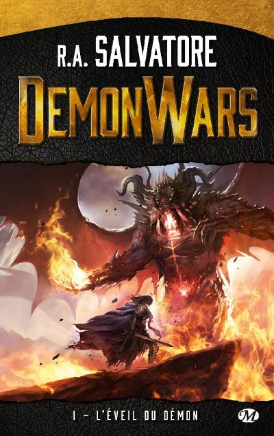 [Critique] Demon Wars Tome 1 : L'Éveil du Démon – R.A. Salvatore