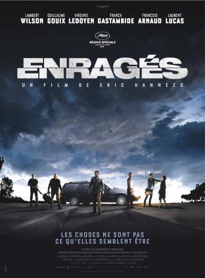 [Test DVD] Enragés – Eric Hannezo