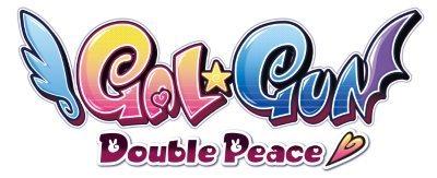 image logo gal gun double peace