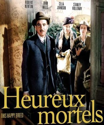 [Test – Blu-Ray] Heureux Mortels – David Lean