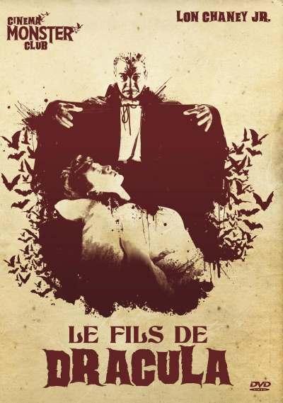 [Test DVD] Le Fils de Dracula – Robert Siodmak