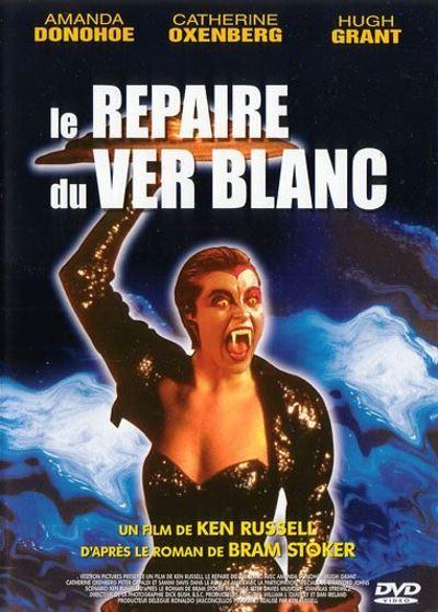 [Ciné-Club] Le Repaire du Ver Blanc – Ken Russell