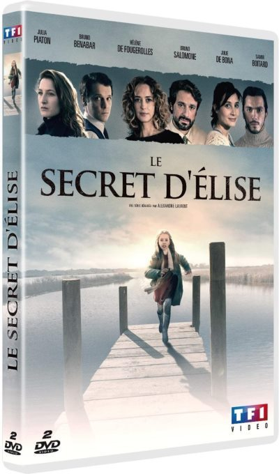 image dvd le secret d'élise