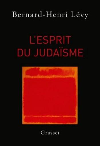 image couverture l'esprit du judaisme