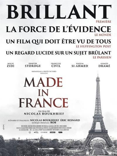 image affiche made in france