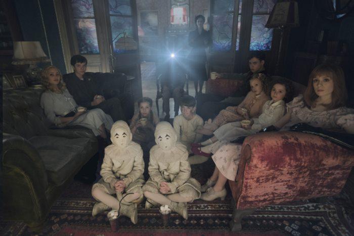 image photo miss peregrine et les enfants particuliers