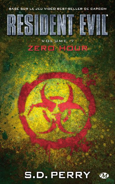 [Critique] Resident Evil : Zero Hour – S.D. Perry