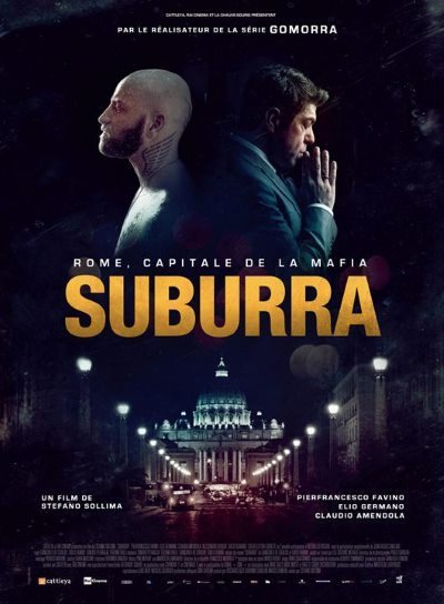[News – Sortie BR/DVD/VOD] Suburra sortira le 19 Avril chez TF1 Video