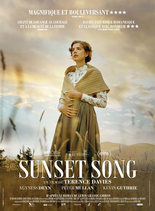 image affiche sunset song