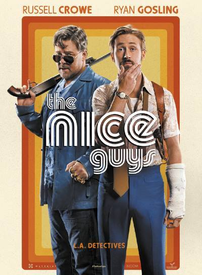 [News – Cinéma] The Nice Guys au Festival de Cannes 2016