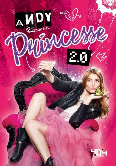 image princesse andy raconte