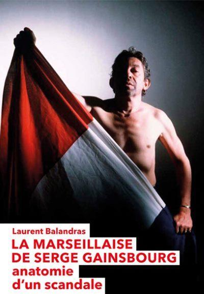 image couverture la marseillaise de serge gainsbourg