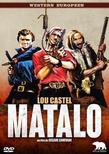 [Test – DVD] Matalo – Cesare Canevari
