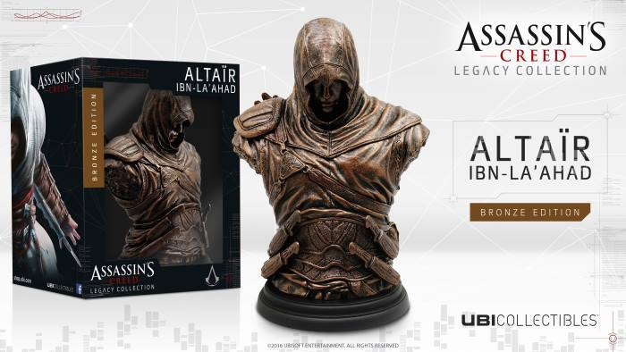 image altair bronze assassin's creed ubicollectible