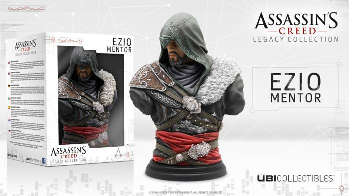 image ezio assassin's creed ubicollectibles