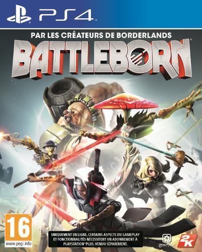 [News – Jeu vidéo] Battleborn : trailer de lancement