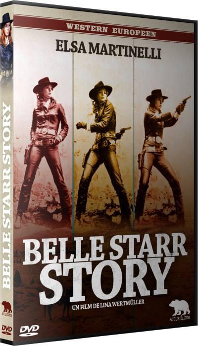 image dvd belle starr story