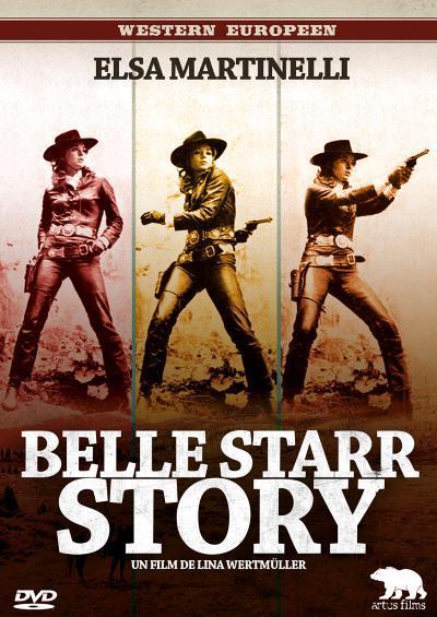 [Test – DVD] Belle Starr Story – Lina Wertmüller