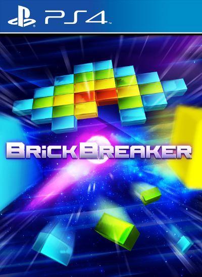 image playstation 4 brick breaker