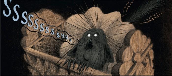 image buck la nuit des trolls adrien demont éditions soleil collection métamorphose case petite troll