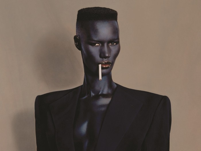 grace jones jean-paul goude 1981